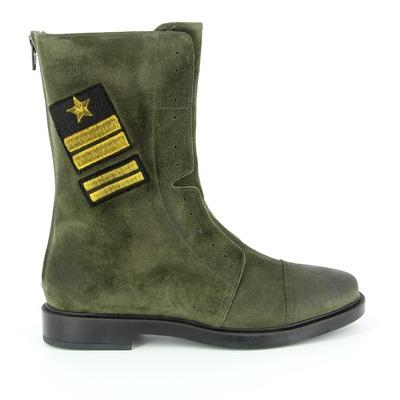 Boots Triver Flight Kaki