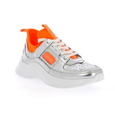Sneakers Calvin Klein Zilver