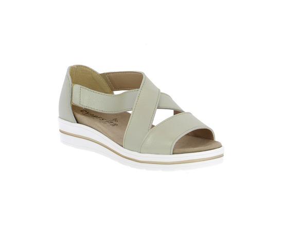 Sandales Cypres Platine