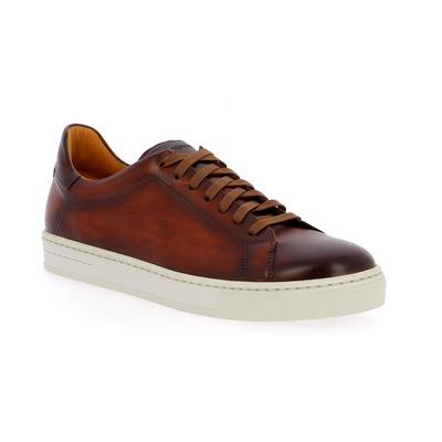 Sneakers Magnanni Cognac