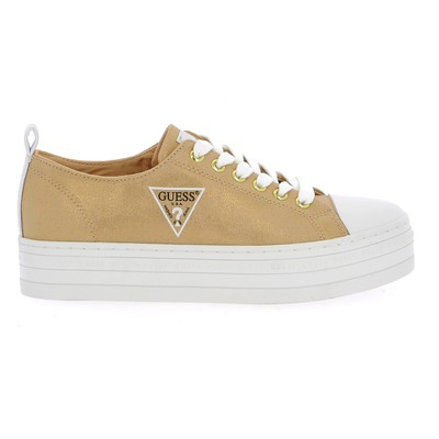 Sneakers Guess Goud