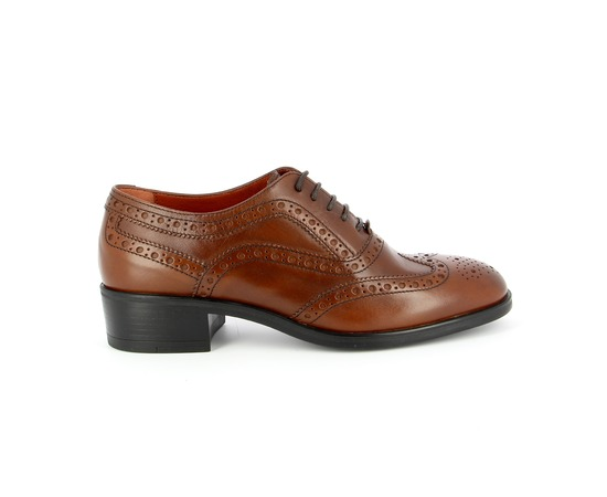 Veterschoenen Triver Flight Cognac