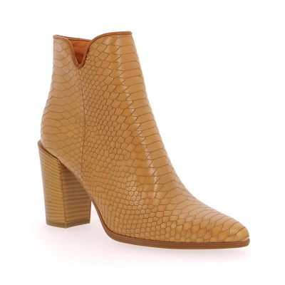 Boots Gioia Camel