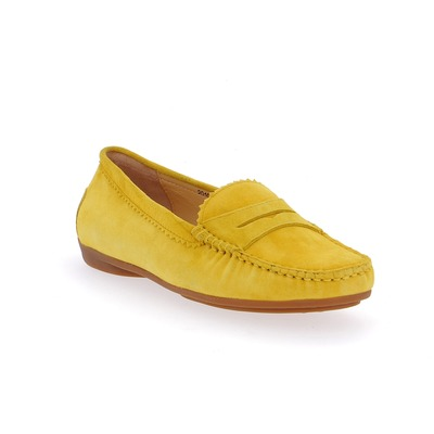 Moccassins Cypres Jaune