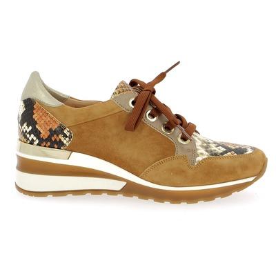 Sneakers Softwaves Cognac