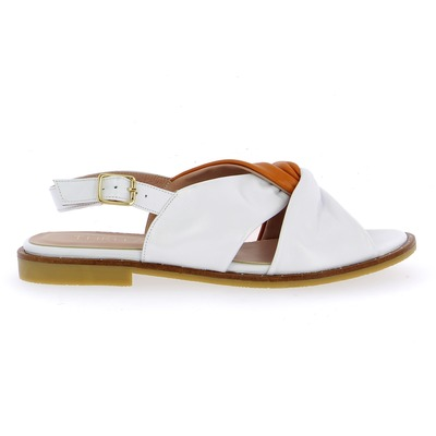 Sandalen Three6five Wit