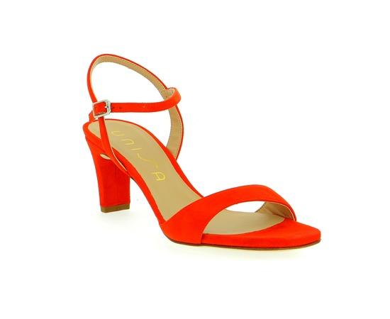 Sandales Unisa Rouge