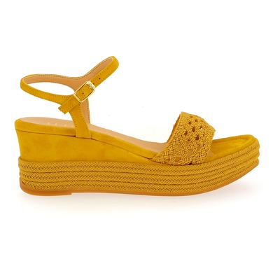 Sandales Unisa Jaune