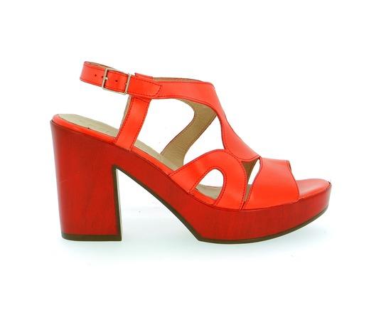 Sandales Wonders Rouge
