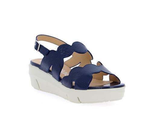 Sandales Wonders Bleu