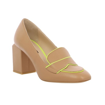 Pumps Zinda Camel