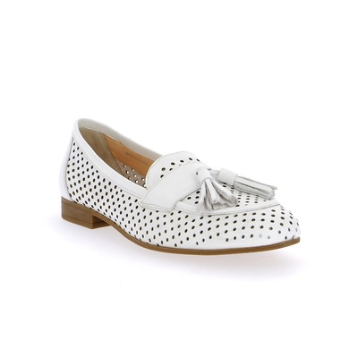 Moccassins Sensunique Blanc