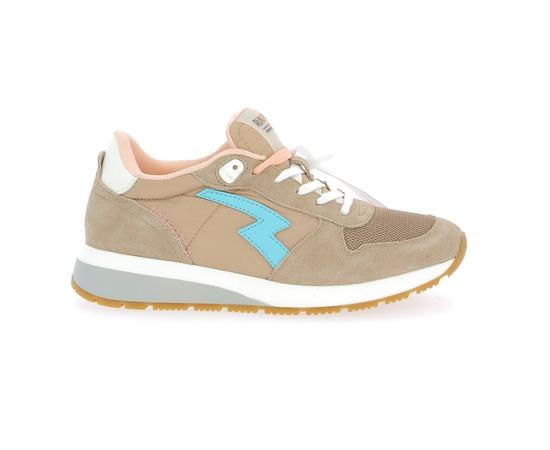 Sneakers Run2me Beige