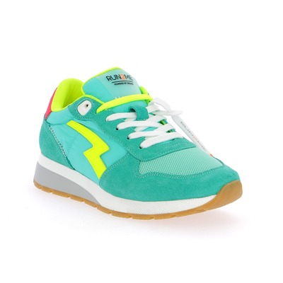 Sneakers Run2me Groen