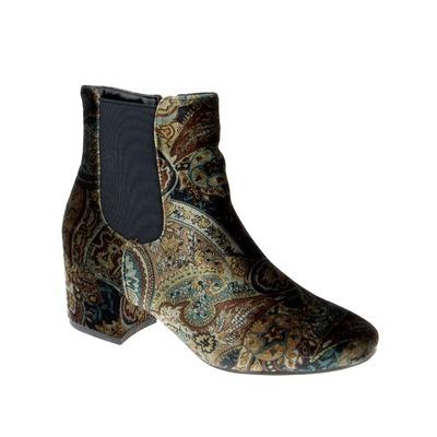 Boots Alma En Pena Vert