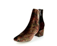 Alma En Pena Boots bordeaux