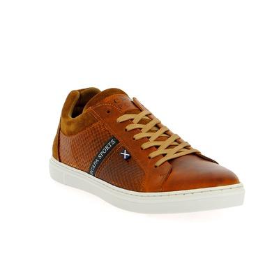 Sneakers Scapa Cognac