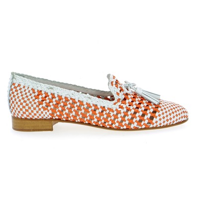 Moccassins Pertini Orange
