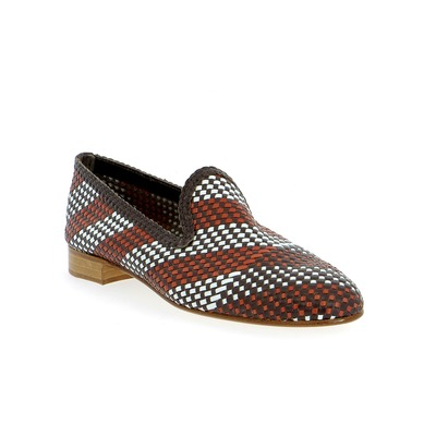 Moccassins Pertini Brun