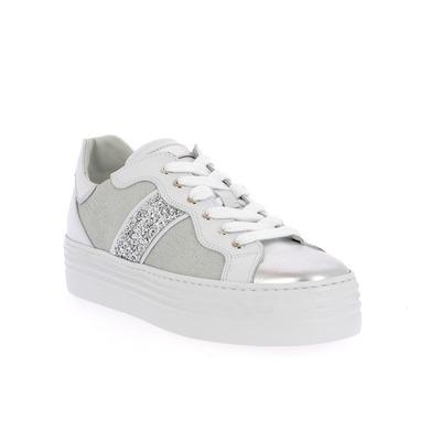 Sneakers Nero Giardini Zilver