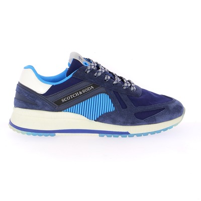 Sneakers Scotch & Soda Blauw