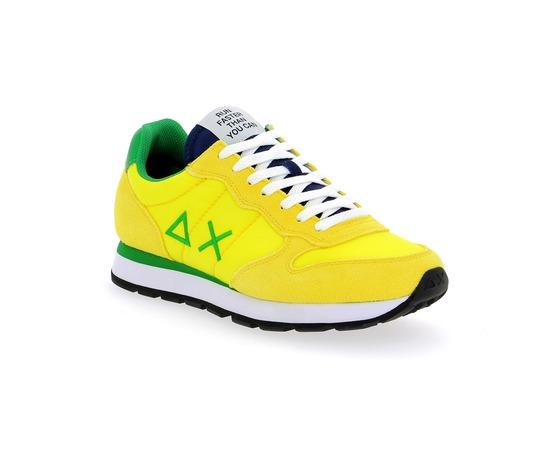 Sneakers Sun68 Geel