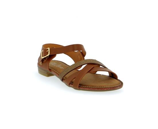 Sandales Cypres Brun