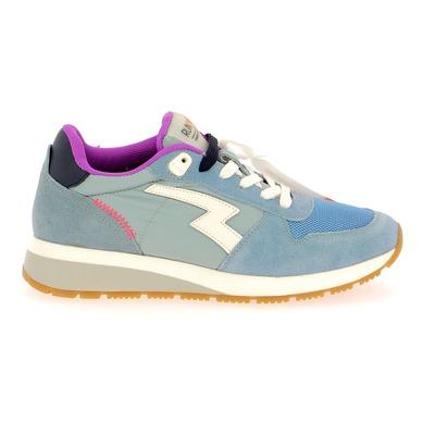 Sneakers Run2me Hemelsblauw
