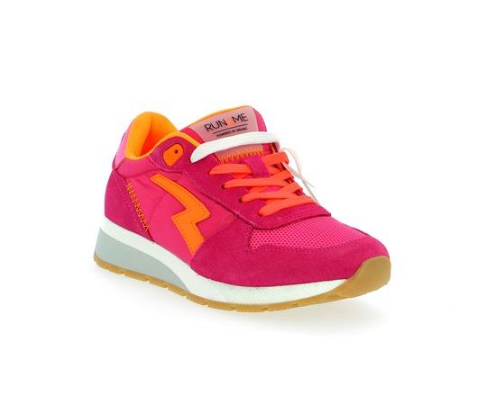 Sneakers Run2me Fuchsia