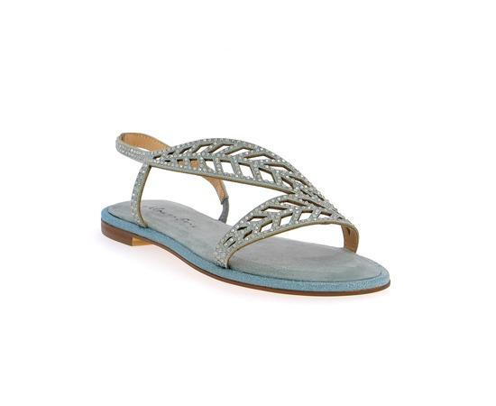 Sandalen Alma En Pena Hemelsblauw
