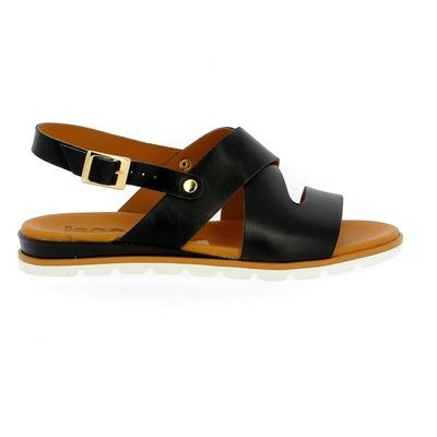Sandales Delaere Noir