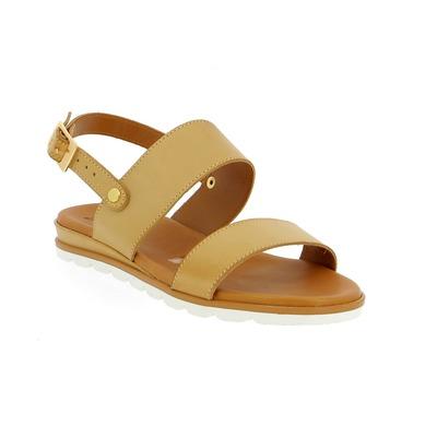 Sandales Delaere Beige