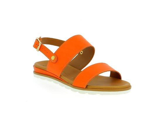Sandalen Delaere Oranje