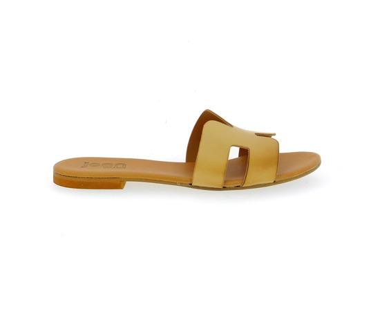 Muiltjes - slippers Delaere Beige