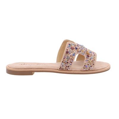 Muiltjes - slippers Alma En Pena Roze
