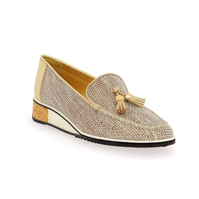 Moccassins Brunate Beige