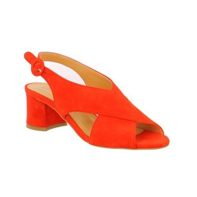 Sandalen Di Lauro Oranje