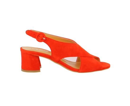 Sandales Di Lauro Orange