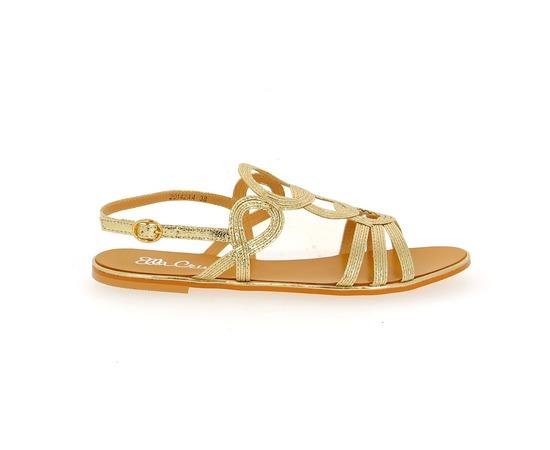 Sandales Cypres Or