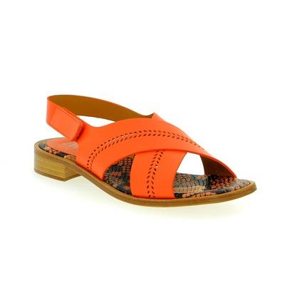 Sandales Pertini Rouille