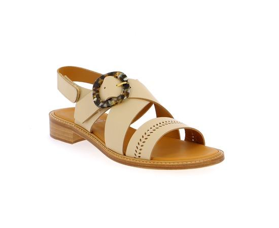 Sandales Pertini Beige