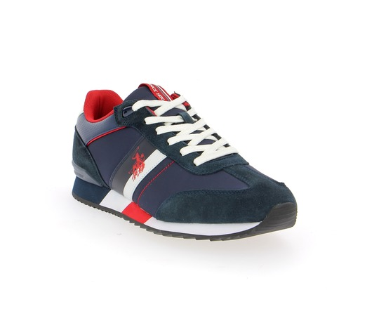 Sneakers Us Polo Assn Blauw