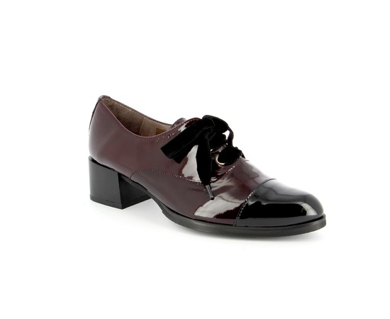 Veterschoenen Wonder Bordeaux