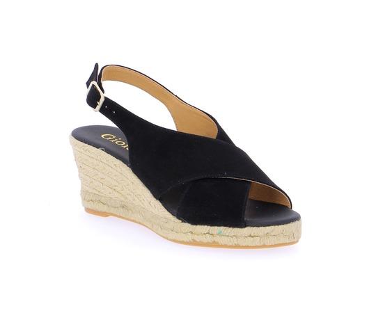 Sandales Gioia Noir