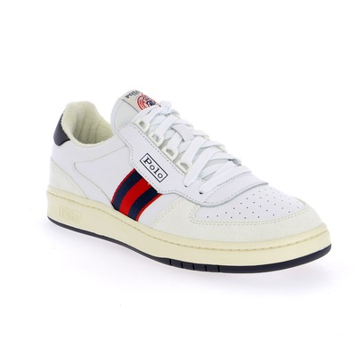 Sneakers Ralph Lauren Wit