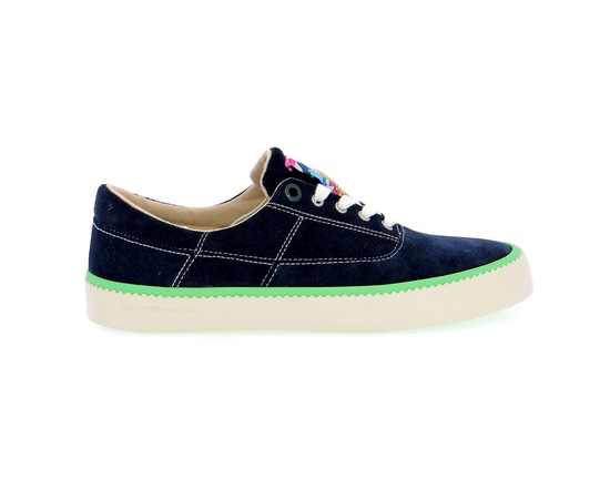 Sneakers Scotch & Soda Blauw