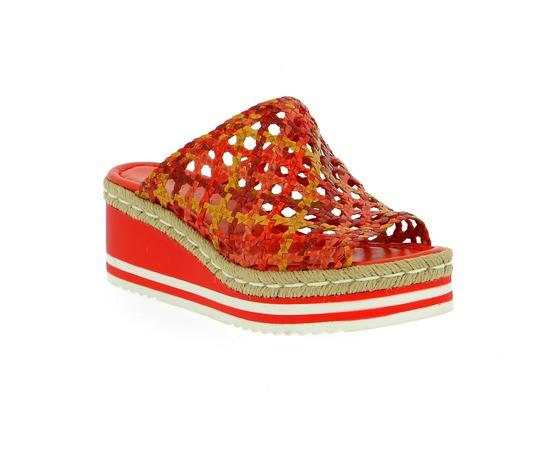 Muiltjes - slippers Pons Quintana Koraal