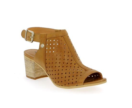 Sandales Nero Giardini Camel