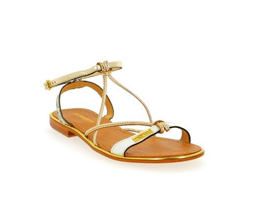 Sandalen Tropezienne Wit