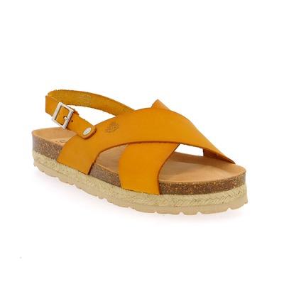 Sandales Yokono Jaune